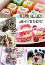 10 Easy Delishes Lamington Recipes