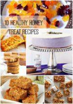 10 Healthy Honey Treat Recipes