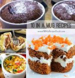 10 In a Mug Recipes