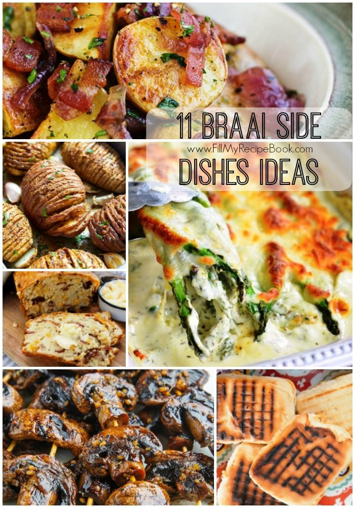 11 Braai Side Dishes Ideas Fill My Recipe Book