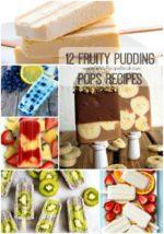 12 Fruity Pudding Pops Recipes