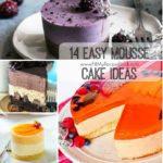 14 Easy Mousse Cake Ideas