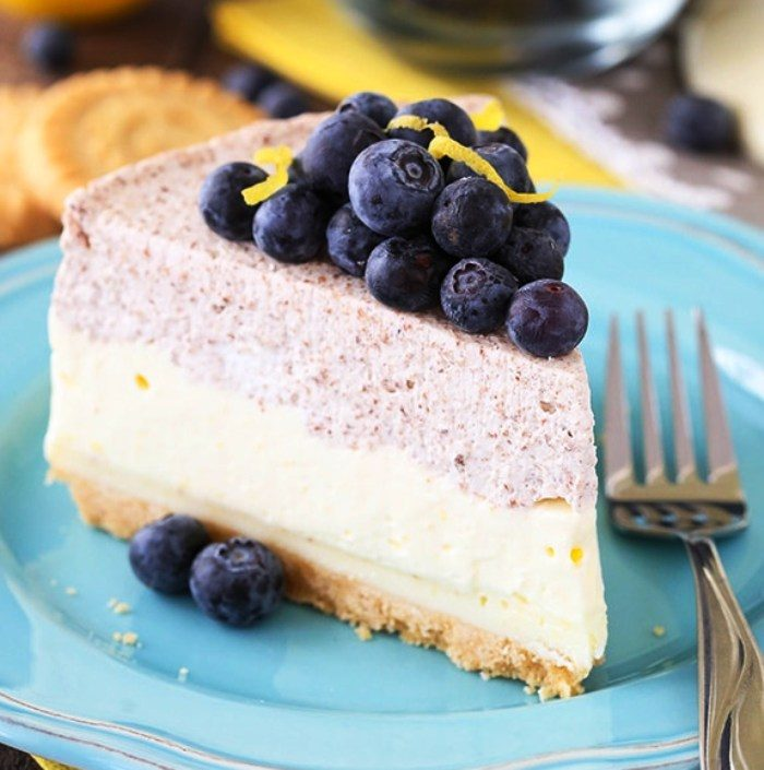 Vanilla Cake With Chocolate Mousse Filling Recipe