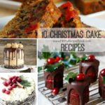 10 Christmas Cake Recipes
