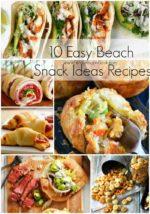 10 Easy Beach Snack Ideas Recipes