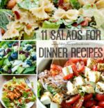11 Salads for Dinner Recipes