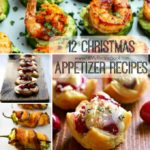 12 Christmas Appetizer Recipes
