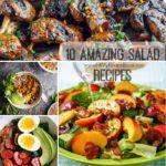 10 Amazing Salad Recipes