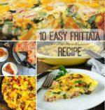 10 Easy Frittata Recipe