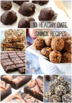 10 Healthy Date Snack Recipes