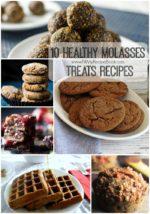 10 Healthy Molasses Treats Recipes