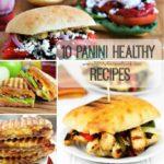 10 Panini Healthy Recipes