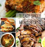 11 Easy Spiced Meals Recipes