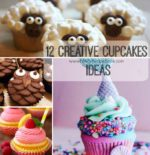 12 Creative Cupcakes Ideas