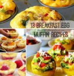 13 Breakfast Egg Muffin Recipes