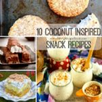 10 Coconut Inspired Snack Recipes