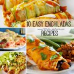 10 Easy Enchiladas recipes