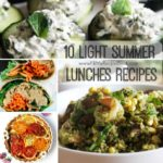 10 Light Summer Lunches Recipes