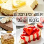 10 Tasty Easy Yogurt Dessert Recipes