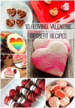10  Loving Valentine Dessert Recipes
