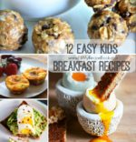 12 Easy Kids Breakfast Recipes