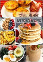 12 Gluten Free Breakfast Recipes