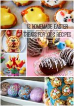 12 Homemade Easter Treats for Kids Recipes