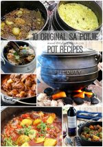 10 Original SA Potjie Pot Recipes
