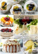 10 Easy Pavlova Cake Recipes