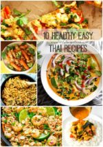 10 Healthy Easy Thai Recipes