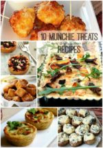 10 Munchie Treats Recipes