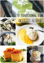 10 Traditional Thai Desserts Recipes
