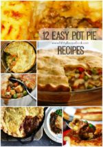 12 Easy Pot Pie Recipes