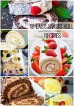 12 Easy Swiss Roll Recipes