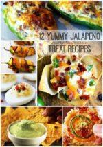 12 Yummy Jalapeno Treat Recipes