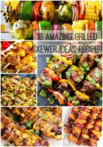 16 Amazing Grilled Skewer Ideas Recipes