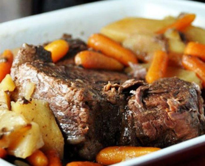 Perfect-crock-pot-roast