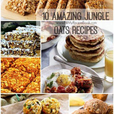 10 Amazing Jungle Oats Recipes