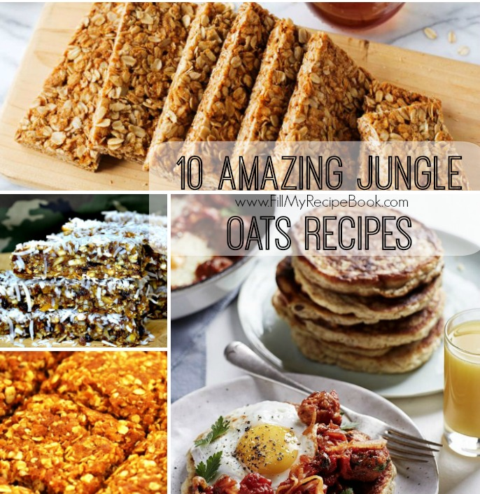 how to make jungle oats in microwave