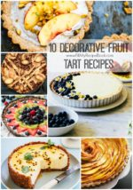10 Decorative Fruit Tart Recipes