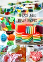 10 Easy Jello Treats Recipes
