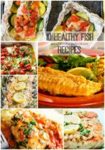 10 Healthy Fish Recipes
