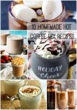 10 Homemade Hot Coffee Mix Recipes