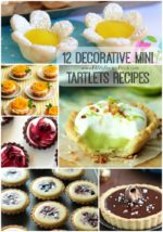 12 Decorative Mini Tartlets Recipes