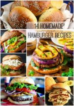 14 Homemade Hamburger Recipes