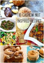 10 Cashew Nut Inspired Recipes