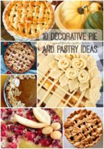 10 Decorative Pie and Pastry Ideas