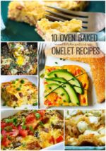 10 Oven Baked Omelet Recipes