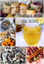 7 Homemade Herbal Teas Recipes