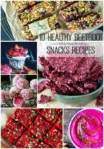 10 Healthy Beetroot Snacks Recipes